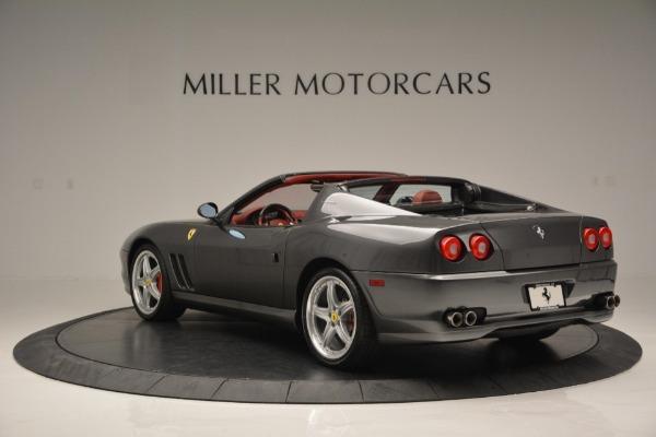 Used 2005 Ferrari Superamerica for sale $349,900 at Bentley Greenwich in Greenwich CT 06830 5