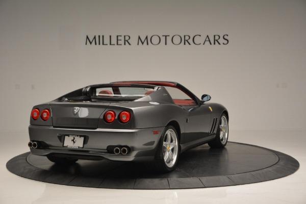 Used 2005 Ferrari Superamerica for sale $349,900 at Bentley Greenwich in Greenwich CT 06830 7