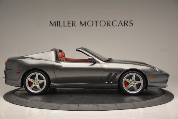 Used 2005 Ferrari Superamerica for sale $349,900 at Bentley Greenwich in Greenwich CT 06830 9