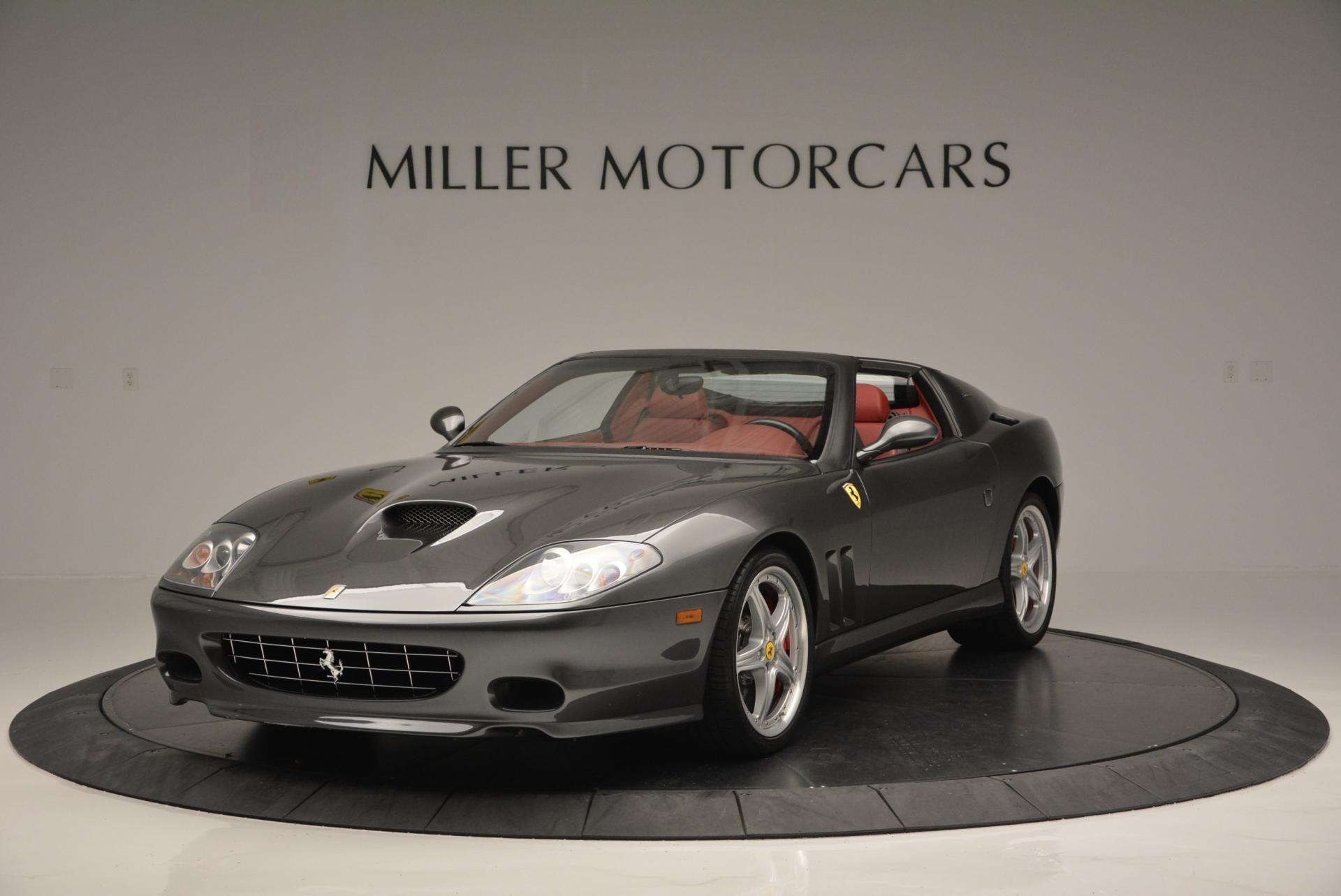 Used 2005 Ferrari Superamerica for sale $349,900 at Bentley Greenwich in Greenwich CT 06830 1