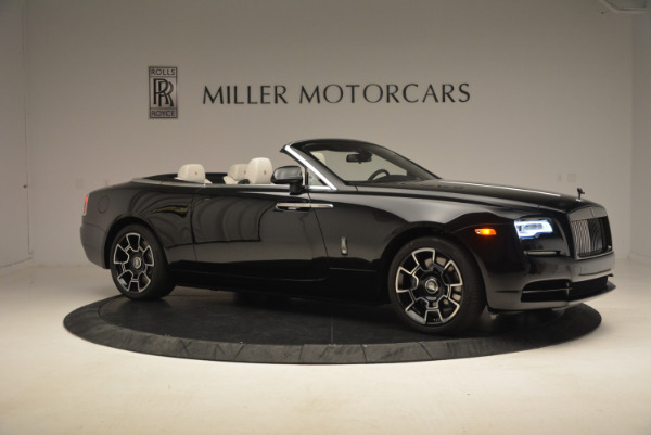Used 2018 Rolls-Royce Dawn Black Badge for sale Call for price at Bentley Greenwich in Greenwich CT 06830 10