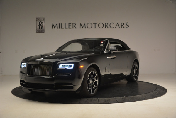 Used 2018 Rolls-Royce Dawn Black Badge for sale Call for price at Bentley Greenwich in Greenwich CT 06830 14