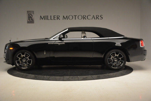 New 2018 Rolls-Royce Dawn Black Badge for sale Sold at Bentley Greenwich in Greenwich CT 06830 16