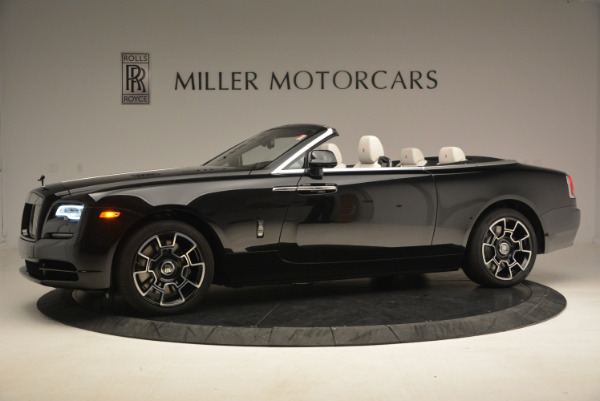 Used 2018 Rolls-Royce Dawn Black Badge for sale Call for price at Bentley Greenwich in Greenwich CT 06830 2