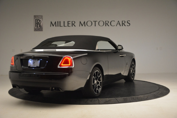 Used 2018 Rolls-Royce Dawn Black Badge for sale Call for price at Bentley Greenwich in Greenwich CT 06830 20
