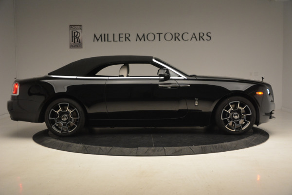 New 2018 Rolls-Royce Dawn Black Badge for sale Sold at Bentley Greenwich in Greenwich CT 06830 22
