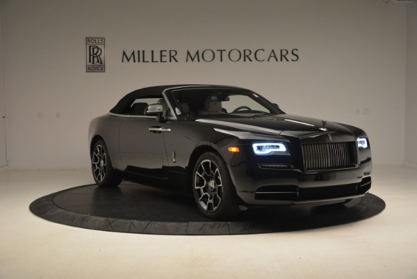 Used 2018 Rolls-Royce Dawn Black Badge for sale Call for price at Bentley Greenwich in Greenwich CT 06830 24