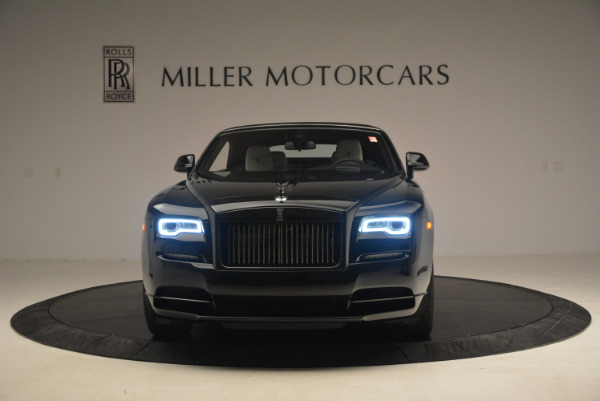 Used 2018 Rolls-Royce Dawn Black Badge for sale Call for price at Bentley Greenwich in Greenwich CT 06830 25