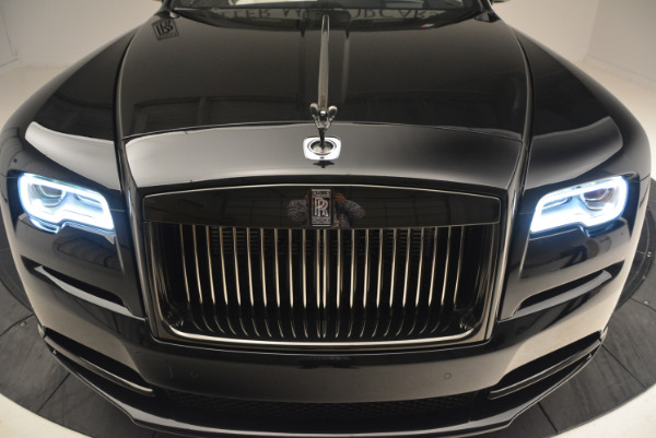 Used 2018 Rolls-Royce Dawn Black Badge for sale Call for price at Bentley Greenwich in Greenwich CT 06830 26