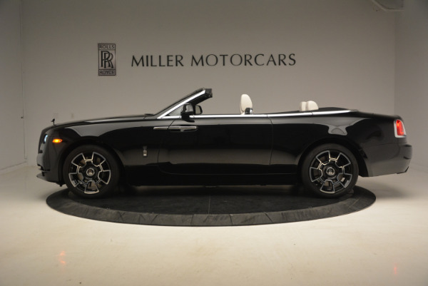 Used 2018 Rolls-Royce Dawn Black Badge for sale Call for price at Bentley Greenwich in Greenwich CT 06830 3