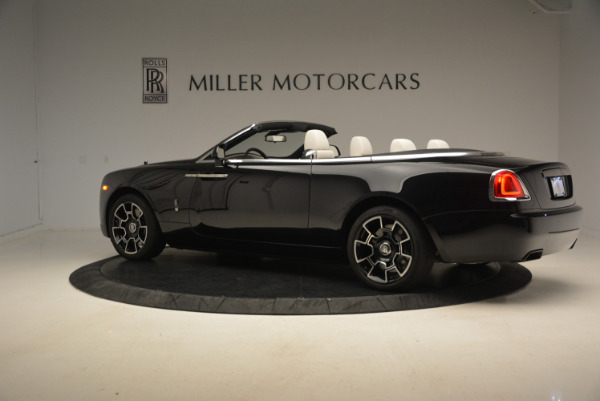 Used 2018 Rolls-Royce Dawn Black Badge for sale Call for price at Bentley Greenwich in Greenwich CT 06830 4