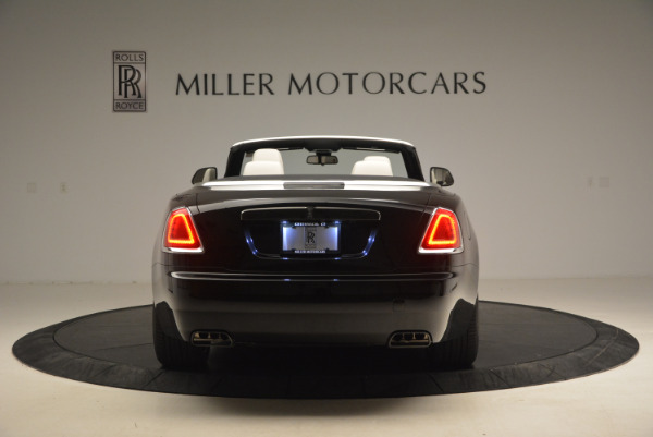 New 2018 Rolls-Royce Dawn Black Badge for sale Sold at Bentley Greenwich in Greenwich CT 06830 6