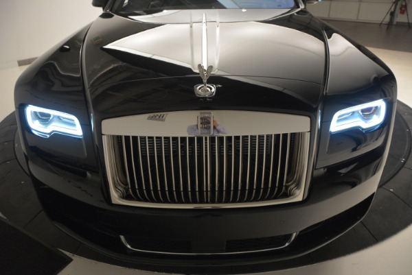 New 2018 Rolls-Royce Ghost for sale Sold at Bentley Greenwich in Greenwich CT 06830 16