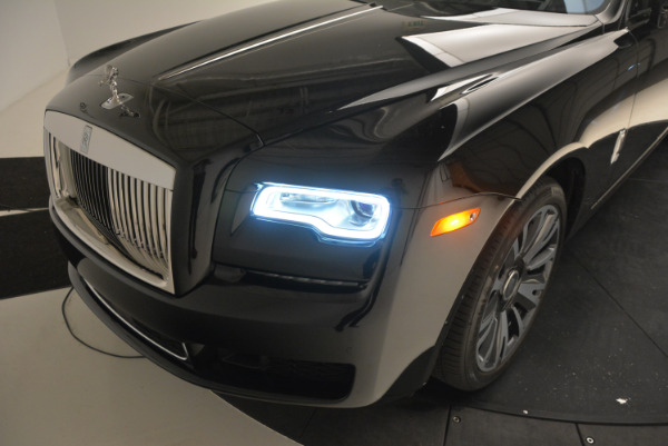 New 2018 Rolls-Royce Ghost for sale Sold at Bentley Greenwich in Greenwich CT 06830 17