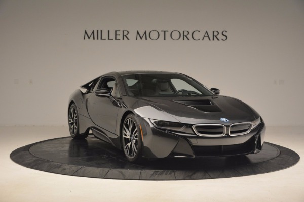 Used 2014 BMW i8 for sale Sold at Bentley Greenwich in Greenwich CT 06830 11