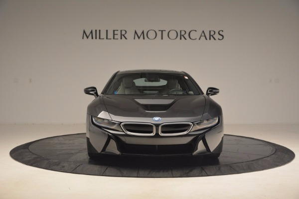 Used 2014 BMW i8 for sale Sold at Bentley Greenwich in Greenwich CT 06830 12