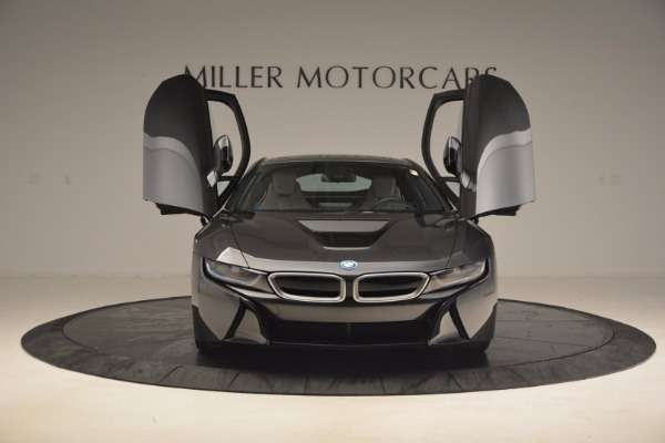Used 2014 BMW i8 for sale Sold at Bentley Greenwich in Greenwich CT 06830 13
