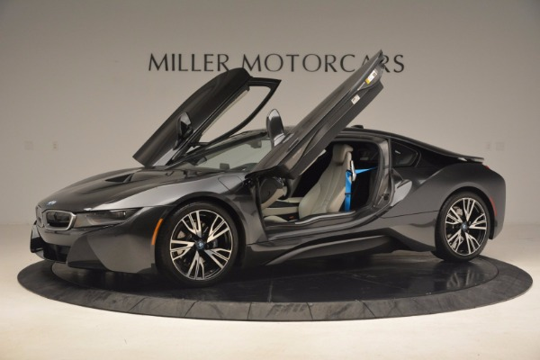 Used 2014 BMW i8 for sale Sold at Bentley Greenwich in Greenwich CT 06830 14