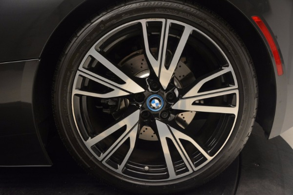 Used 2014 BMW i8 for sale Sold at Bentley Greenwich in Greenwich CT 06830 16