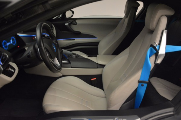 Used 2014 BMW i8 for sale Sold at Bentley Greenwich in Greenwich CT 06830 18
