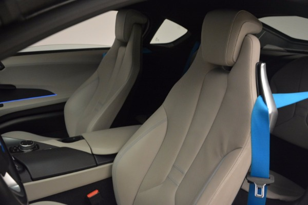 Used 2014 BMW i8 for sale Sold at Bentley Greenwich in Greenwich CT 06830 19