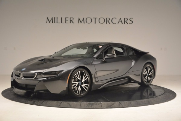 Used 2014 BMW i8 for sale Sold at Bentley Greenwich in Greenwich CT 06830 2