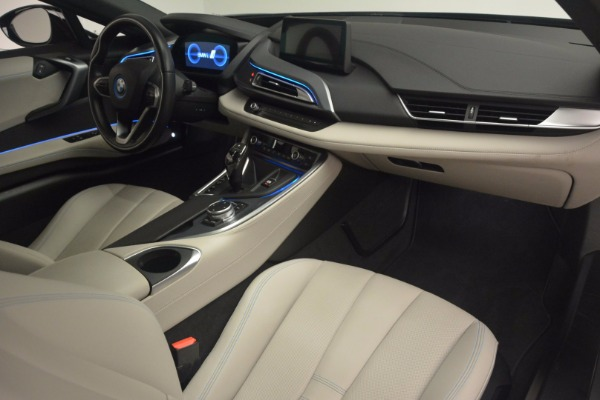 Used 2014 BMW i8 for sale Sold at Bentley Greenwich in Greenwich CT 06830 20