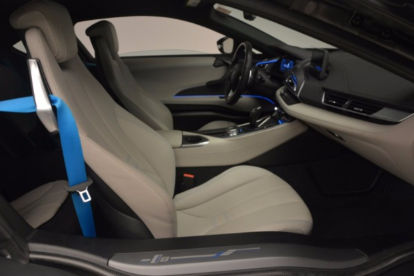 Used 2014 BMW i8 for sale Sold at Bentley Greenwich in Greenwich CT 06830 21