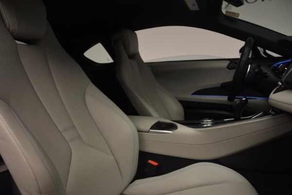Used 2014 BMW i8 for sale Sold at Bentley Greenwich in Greenwich CT 06830 22