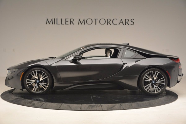 Used 2014 BMW i8 for sale Sold at Bentley Greenwich in Greenwich CT 06830 3