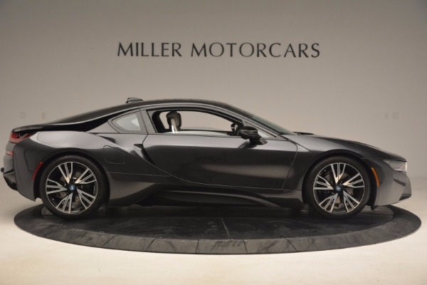 Used 2014 BMW i8 for sale Sold at Bentley Greenwich in Greenwich CT 06830 9