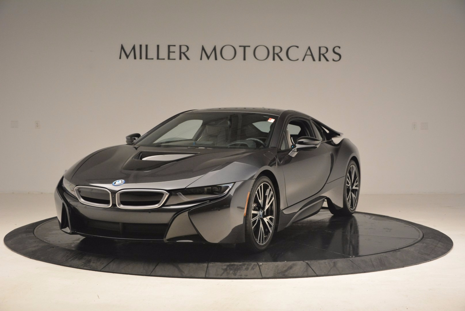 Used 2014 BMW i8 for sale Sold at Bentley Greenwich in Greenwich CT 06830 1