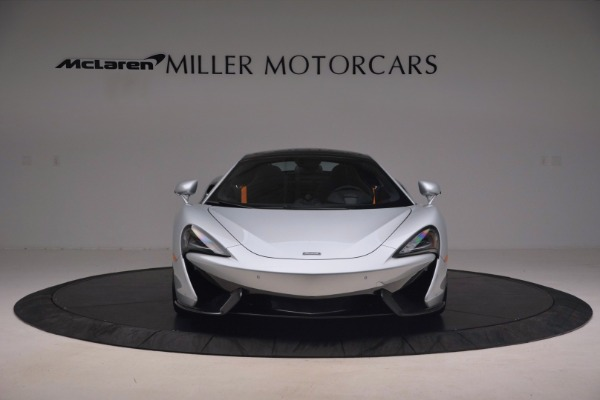 Used 2017 McLaren 570GT for sale Sold at Bentley Greenwich in Greenwich CT 06830 12