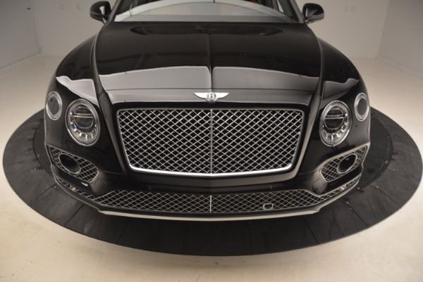 New 2018 Bentley Bentayga Activity Edition-Now with seating for 7!!! for sale Sold at Bentley Greenwich in Greenwich CT 06830 13