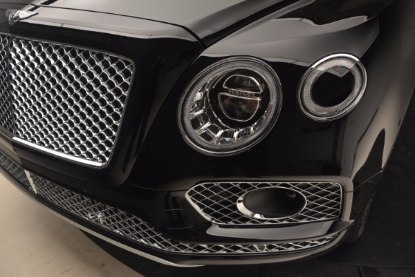 New 2018 Bentley Bentayga Activity Edition-Now with seating for 7!!! for sale Sold at Bentley Greenwich in Greenwich CT 06830 14