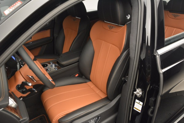 New 2018 Bentley Bentayga Activity Edition-Now with seating for 7!!! for sale Sold at Bentley Greenwich in Greenwich CT 06830 22