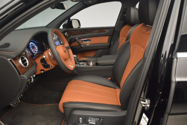 New 2018 Bentley Bentayga Activity Edition-Now with seating for 7!!! for sale Sold at Bentley Greenwich in Greenwich CT 06830 23