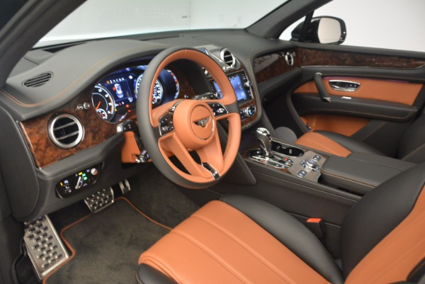 New 2018 Bentley Bentayga Activity Edition-Now with seating for 7!!! for sale Sold at Bentley Greenwich in Greenwich CT 06830 24