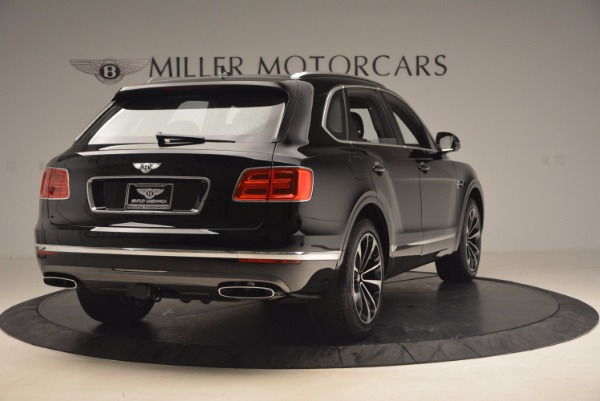 New 2018 Bentley Bentayga Activity Edition-Now with seating for 7!!! for sale Sold at Bentley Greenwich in Greenwich CT 06830 7
