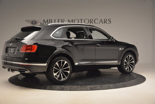 New 2018 Bentley Bentayga Activity Edition-Now with seating for 7!!! for sale Sold at Bentley Greenwich in Greenwich CT 06830 8