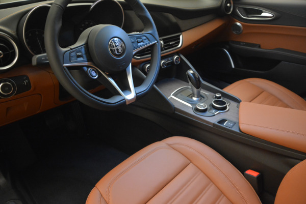 New 2017 Alfa Romeo Giulia Ti Q4 for sale Sold at Bentley Greenwich in Greenwich CT 06830 15
