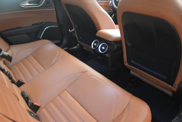 New 2017 Alfa Romeo Giulia Ti Q4 for sale Sold at Bentley Greenwich in Greenwich CT 06830 24