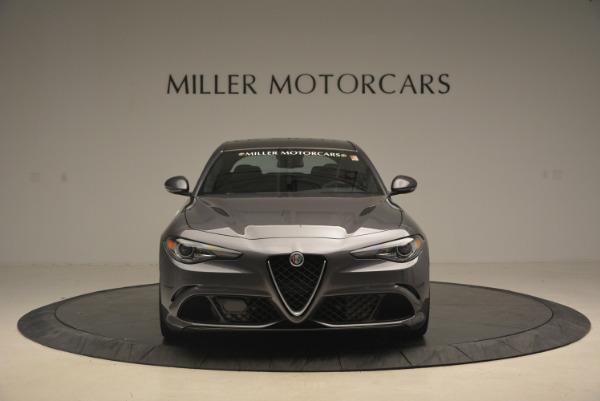 New 2017 Alfa Romeo Giulia Quadrifoglio for sale Sold at Bentley Greenwich in Greenwich CT 06830 13