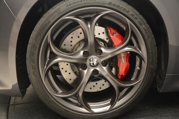New 2017 Alfa Romeo Giulia Quadrifoglio for sale Sold at Bentley Greenwich in Greenwich CT 06830 22