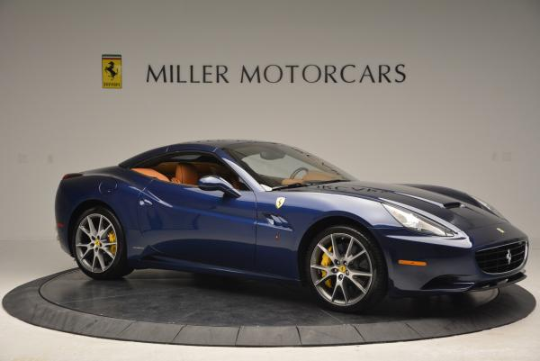 Used 2010 Ferrari California for sale Sold at Bentley Greenwich in Greenwich CT 06830 22