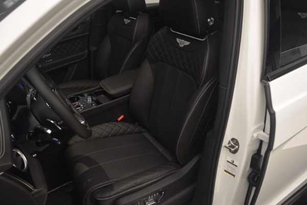 New 2018 Bentley Bentayga Black Edition for sale Sold at Bentley Greenwich in Greenwich CT 06830 25