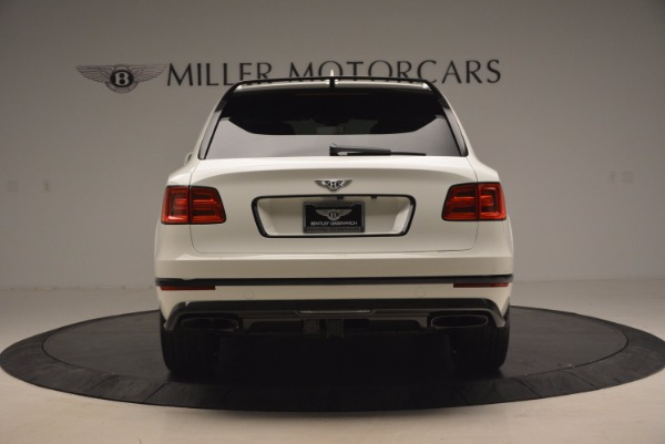 New 2018 Bentley Bentayga Black Edition for sale Sold at Bentley Greenwich in Greenwich CT 06830 6