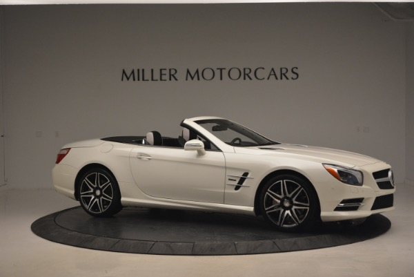 Used 2015 Mercedes Benz SL-Class SL 550 for sale Sold at Bentley Greenwich in Greenwich CT 06830 11