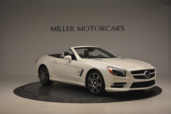 Used 2015 Mercedes Benz SL-Class SL 550 for sale Sold at Bentley Greenwich in Greenwich CT 06830 12