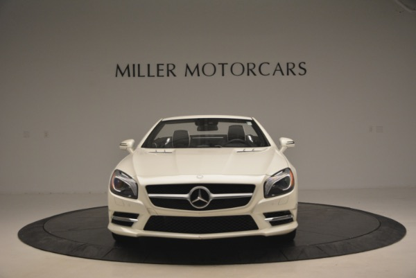 Used 2015 Mercedes Benz SL-Class SL 550 for sale Sold at Bentley Greenwich in Greenwich CT 06830 13